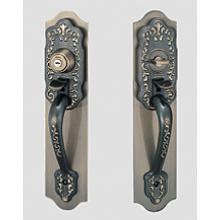 装飾錠・サムラッチ錠